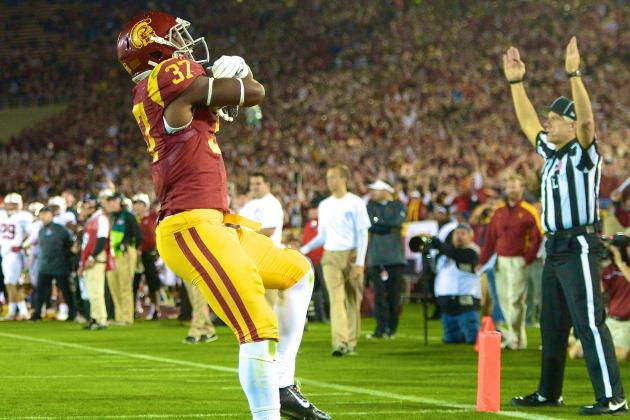 Stanford vs. USC: Live Score and Highlights