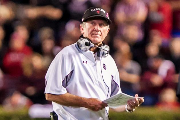Steve Spurrier Criticizes Local Sportswriters in Postgame Press Conference