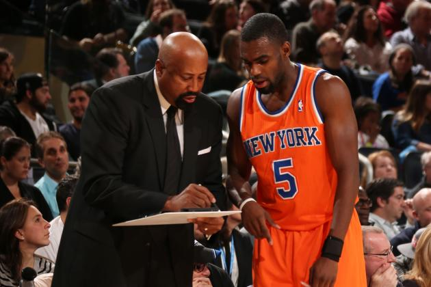 New York Knicks Fans Right to Call for Mike Woodson's Job
