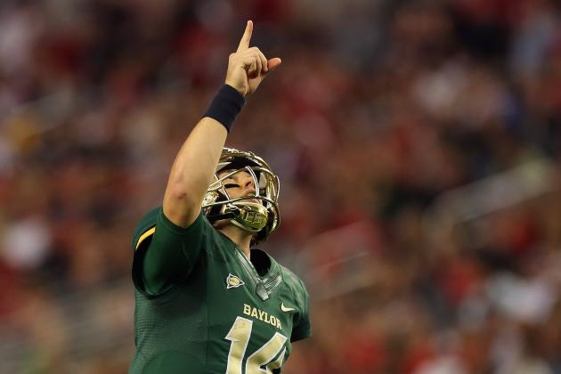 BCS Bowl Projections 2013: How Stanford Loss Impacts Baylor's Path to Title Game