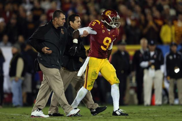 Marqise Lee Injury: Updates on USC WR's Leg, Likely Return Date
