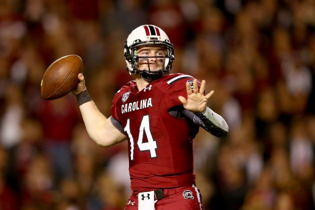 SEC East Mission Accomplished for South Carolina: It Was Ugly but Who Cares?