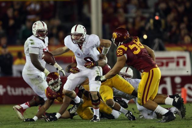 BCS Rankings Predictions 2013: How Stanford's Loss Will Impact Standings