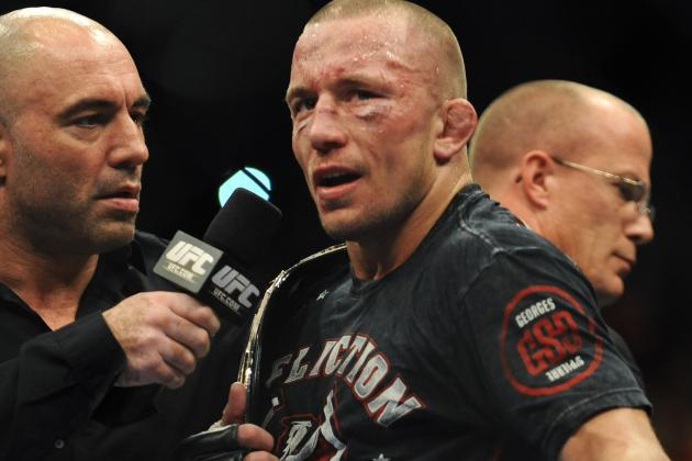 St-Pierre vs. Hendricks: What Did GSP's Post-Fight Comments Mean?