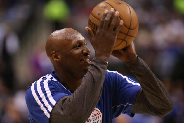Lamar Odom Flirtation a Dangerous Game for Clippers