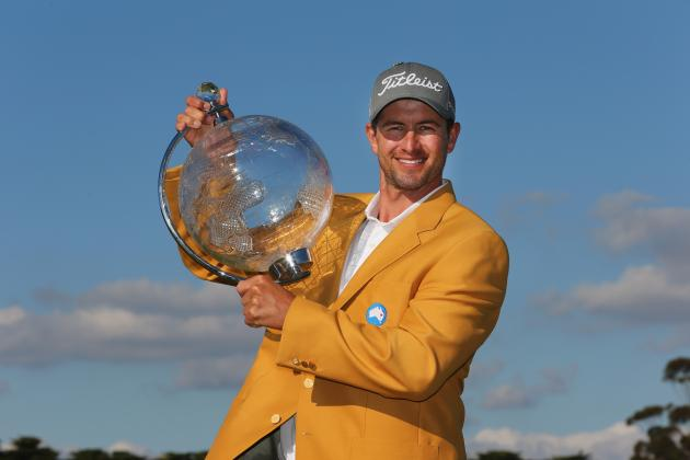 Adam Scott Gets Fourth Win of the Year in Talisker Masters