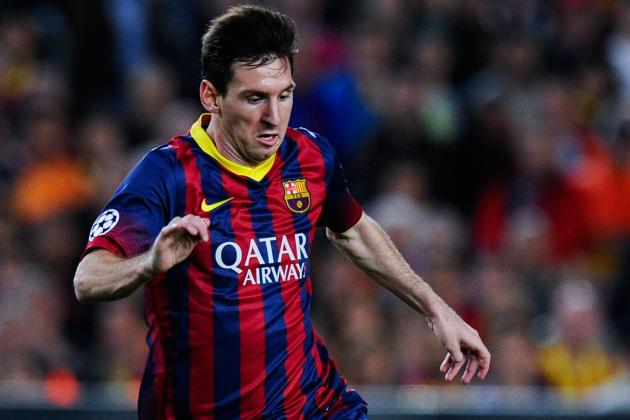 FIFA 14 Next-Gen: Meet Lifesize Lionel Messi in EA's New Trailer and Website
