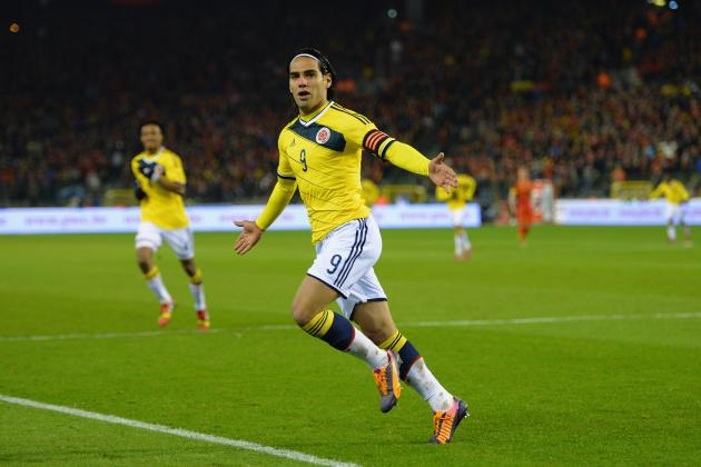 Netherlands vs. Colombia: Date, Time, Live Stream, TV Info and Preview