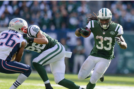 Jets WRs Have Turned Run Blocking into an Art Form