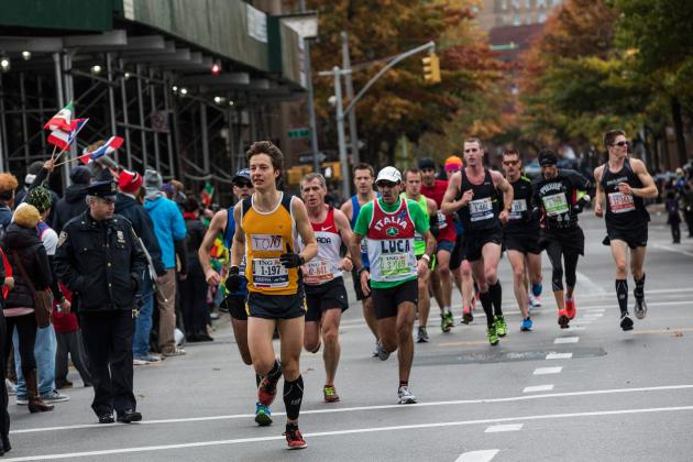 Philadelphia Marathon 2013 Results: Men's and Women's Top Finishers