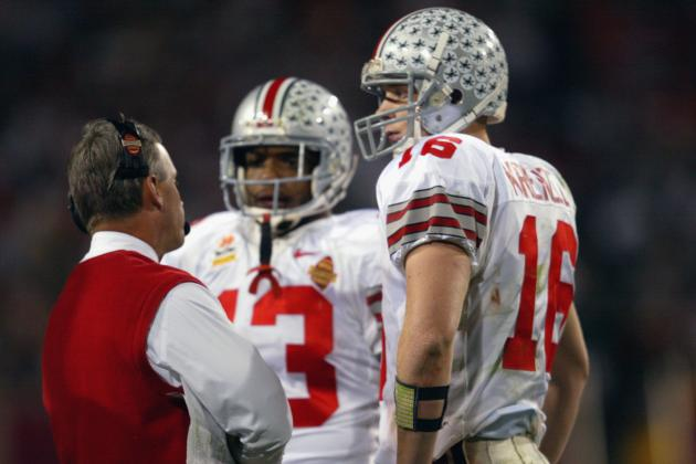Big Ten Losses Outside the Conference Affect Ohio State's BCS Title Hopes