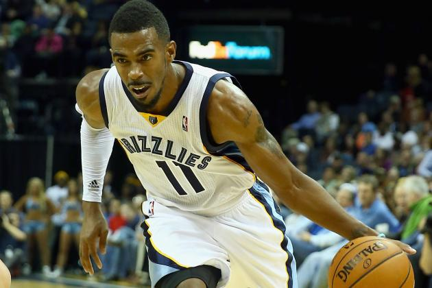 Why Mike Conley Is the Most Underrated Point Guard in the NBA