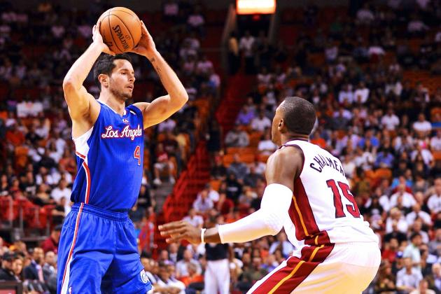J.J. Redick Takes Blake Griffin and the Los Angeles Clippers to the Next Level
