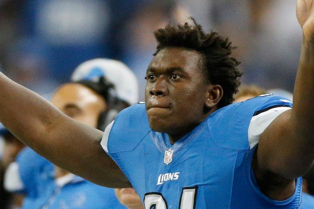 Ziggy Ansah Inactive Today vs. Steelers with Ankle Injury