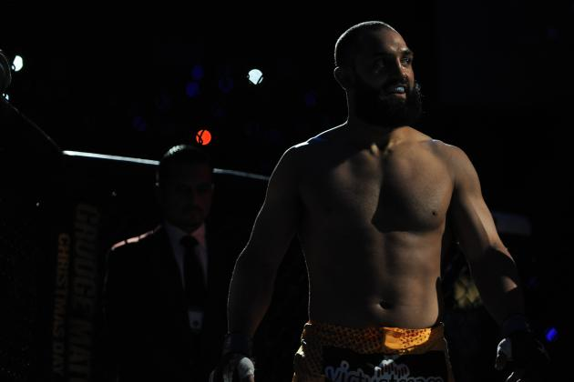 Johny Hendricks Deserves to Be Called Champ