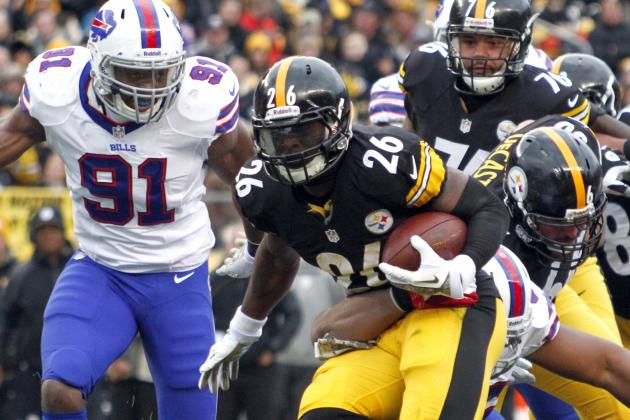 Steelers vs. Lions: Live Game Grades and Analysis for Pittsburgh