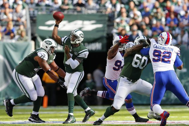 New York Jets vs. Buffalo Bills: Live Game Grades and Analysis for New York