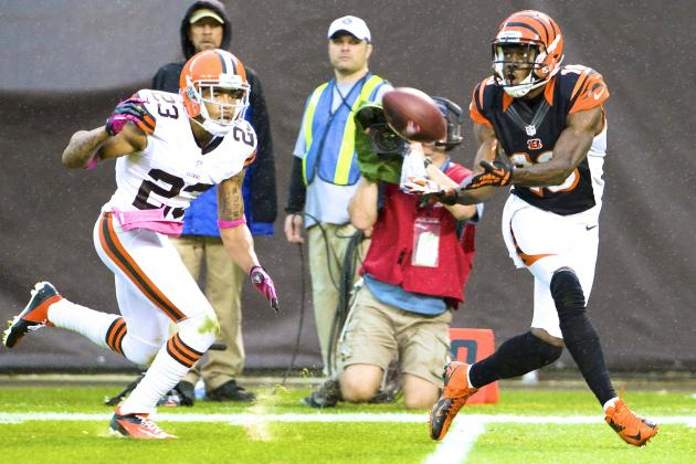 Browns vs. Bengals: Live Score, Highlights and Analysis