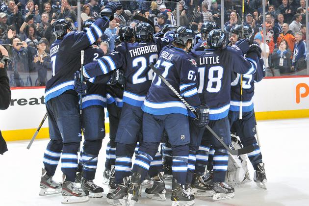 Winnipeg Jets: Surging Jets Look to Extend Streak in Minnesota