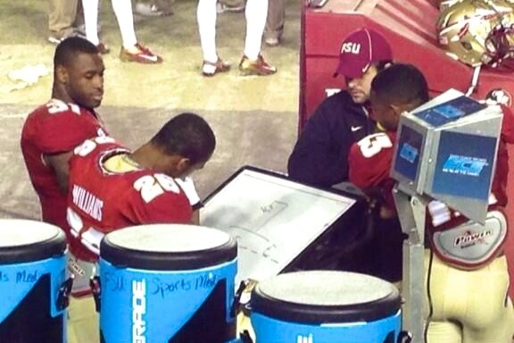 Florida State Players Played Hangman on Sideline During Blowout Win