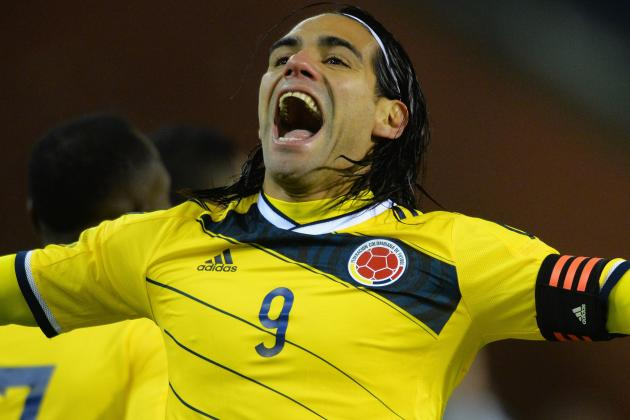 Transfer Rumour Rater: Radamel Falcao to Chelsea in the January Window