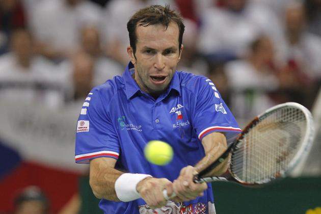 Davis Cup Final 2013: Day 3 Scores and Results for Serbia vs. Czech Republic