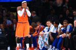 Melo: 'We Ain't Playing Worth a Sh*t Right Now'