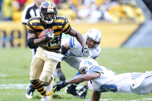 Lions vs. Steelers: Live Score, Highlights and Analysis