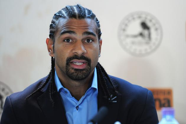 David Haye Injury: Updates on Boxer's Shoulder Surgery and Recovery
