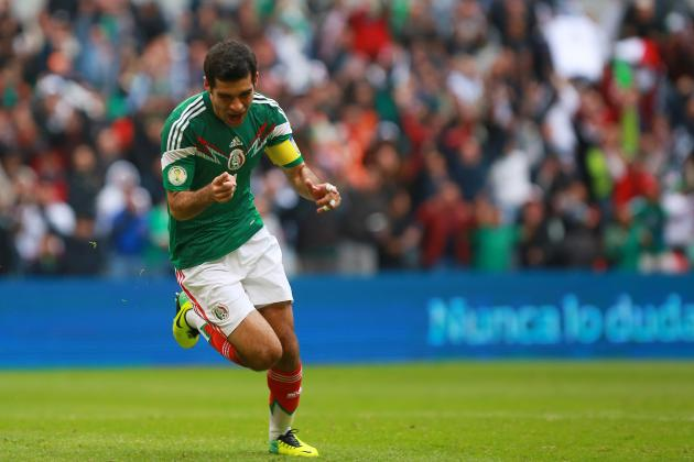 New Zealand vs. Mexico: Breaking Down Keys to Victory for El Tri in Critical Leg