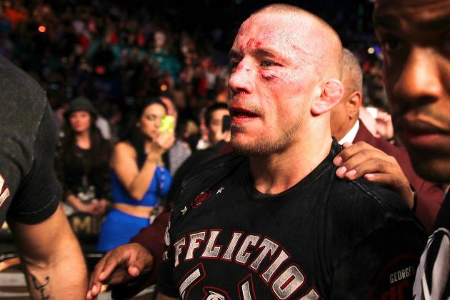 UFC 167: Dana White, Georges St-Pierre and the Sour Stench of Promoter Greed