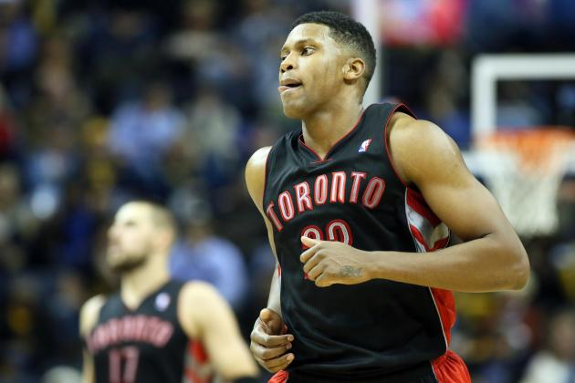 Rudy Gay Hits Buzzer-Beating Shot to Send Game vs. Blazers to Overtime