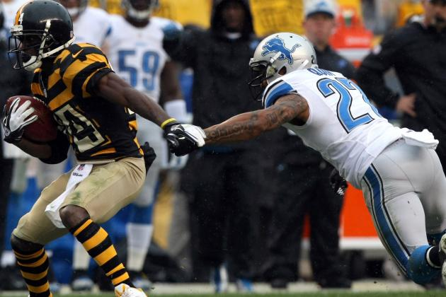 Glover Quin Questionable to Return