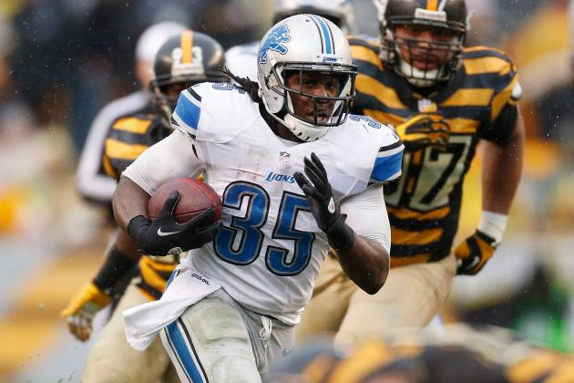 Joique Bell Injury: Updates on Lions RB's Ankle, Likely Return Date