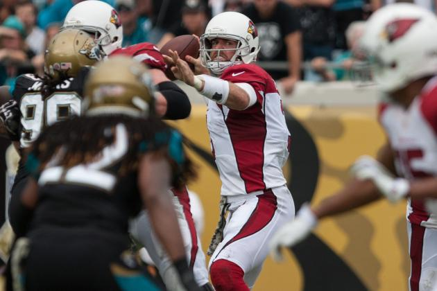 Palmer Near Flawless as Cards Dispatch Jags