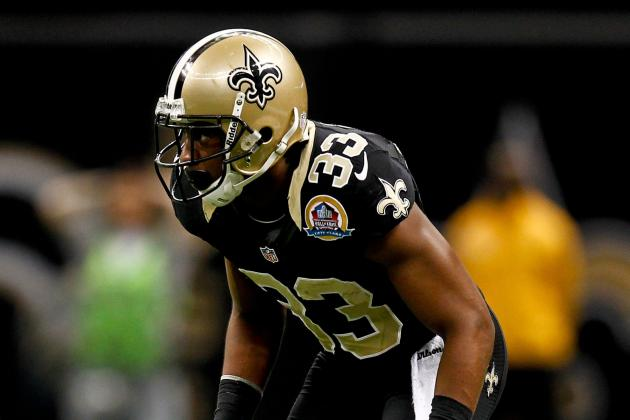Jabari Greer Injury: Updates on Saints CB's Knee, Likely Return Date