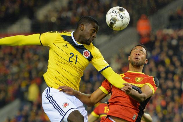 Chelsea Scouting Falcao? It's Jackson Martinez Jose Mourinho Should Be Chasing