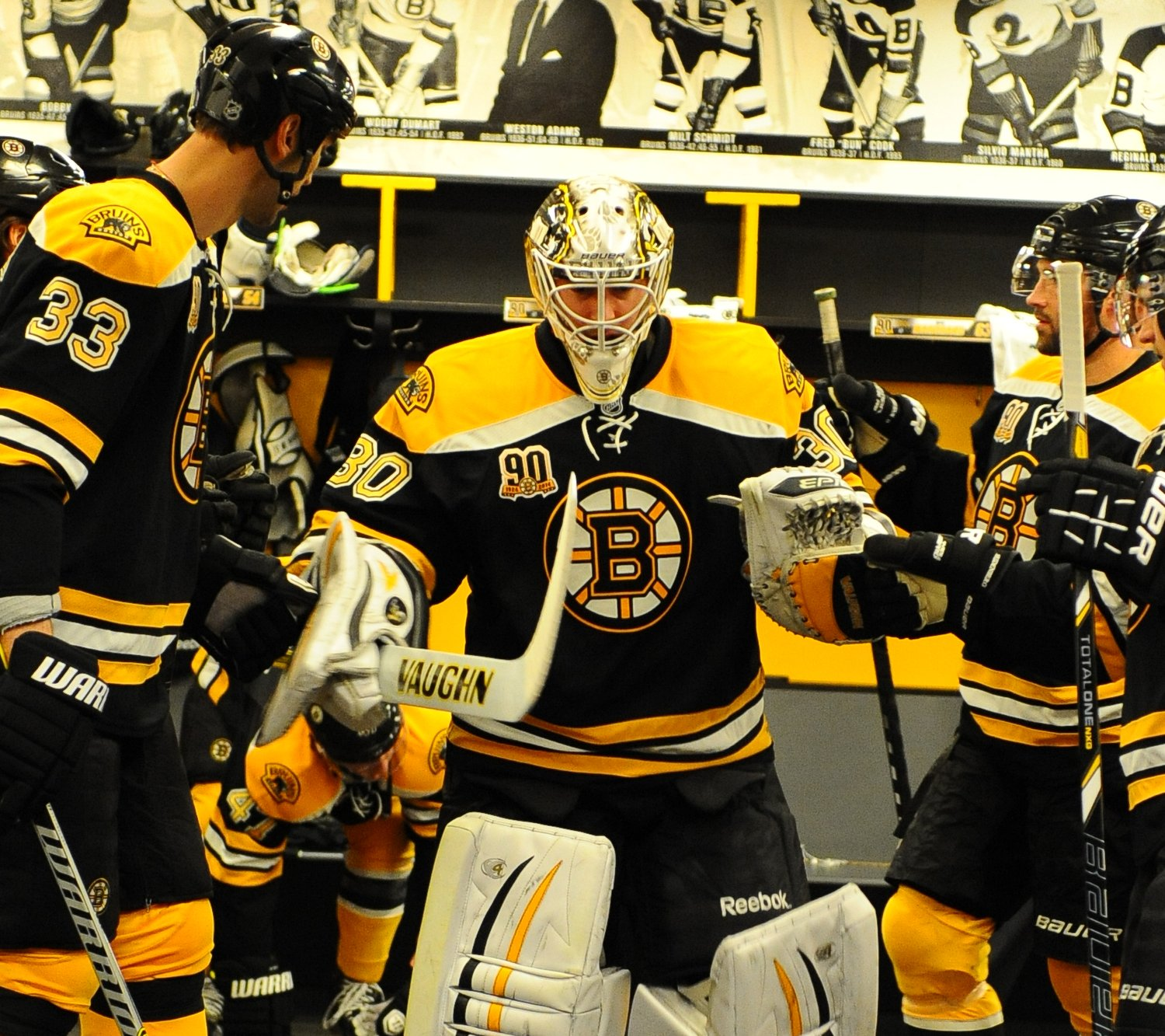 Boston Bruins' Keys To Surviving A Grueling Schedule The