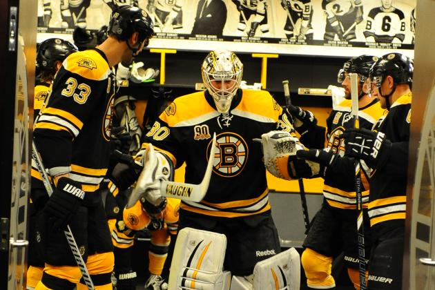 Boston Bruins' Keys to Surviving a Grueling Schedule the Rest of November