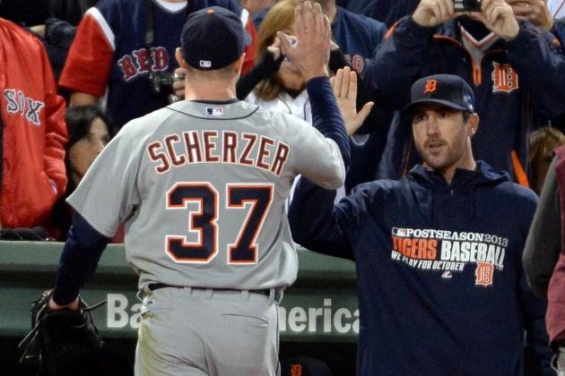 Detroit Tigers Should Not Trade Max Scherzer; It's Not Champion-Like