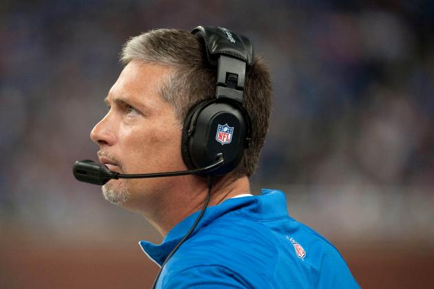 Did Jim Schwartz Put Himself on the Hot Seat in Detroit's Loss to Pittsburgh?