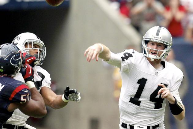 Matt McGloin Does Enough to Force Quarterback Competition for Oakland Raiders