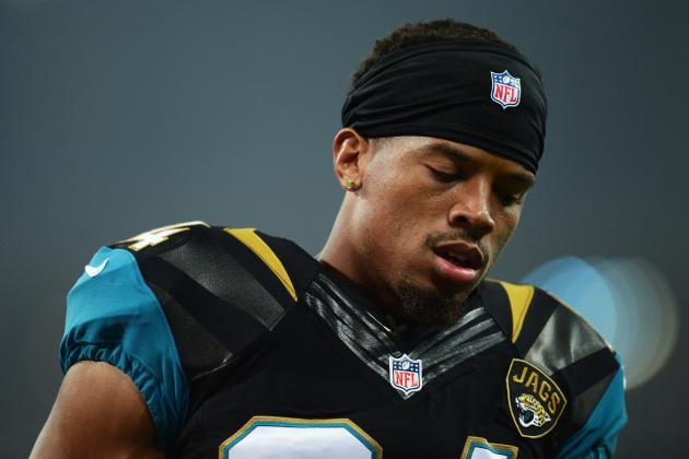 Cecil Shorts Has a Right to Be Angry with His Role in Jaguars Offense