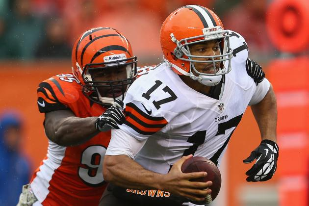 Cleveland Browns' Loss to Bengals Highlights Need for Major Offensive Upgrades