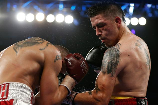 Does Brandon Rios Have Anything but a Puncher's Chance Against Manny Pacquiao?