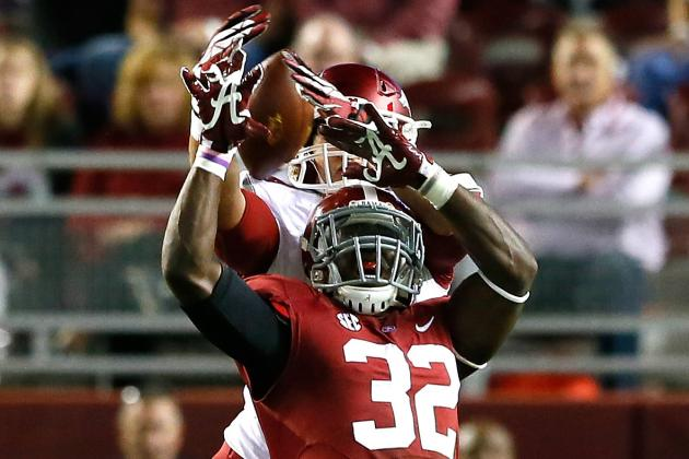 Alabama Football: 3 Tiders Who Should Take Home National Awards in 2013