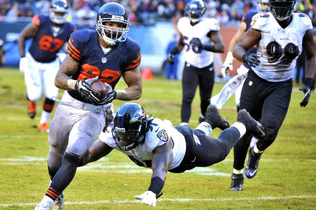 Baltimore Ravens vs. Chicago Bears: Live Score, Highlights and Analysis