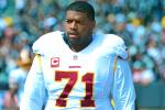 Redskins' Williams Denies Saying Racial Slur to Ref