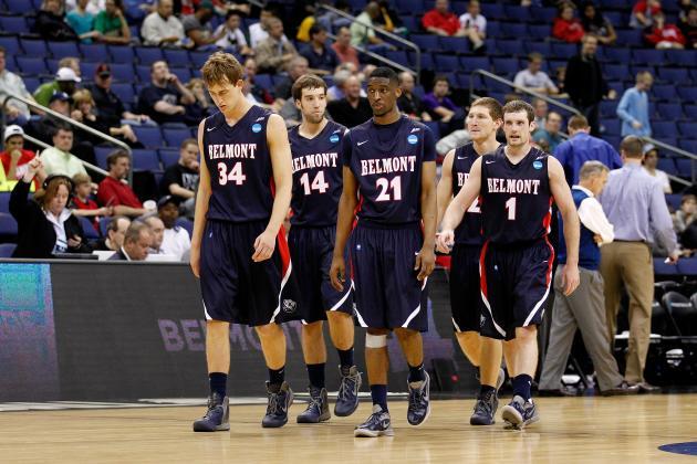 Belmont Stuns North Carolina  83-80 with Last Second Three in Chapel Hill