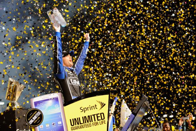 NASCAR at Homestead-Miami 400 2013 Leaderboard Results and Sprint Cup Standings